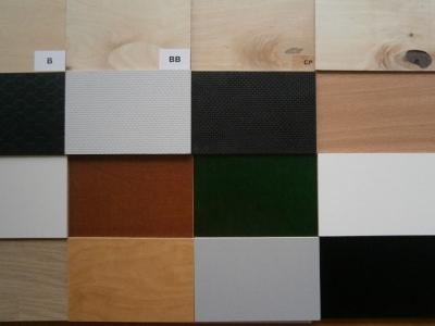 Варианты цветовых решений