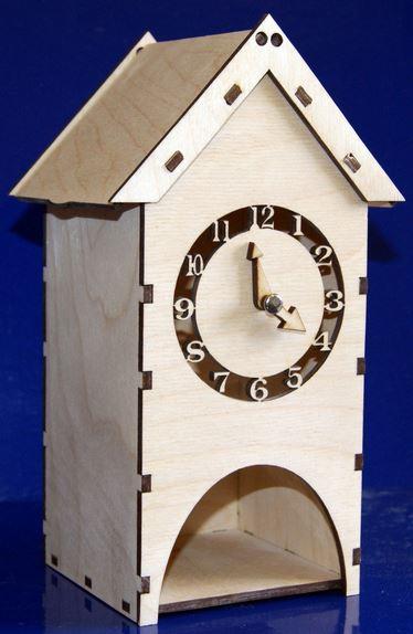 Часы для декупажа