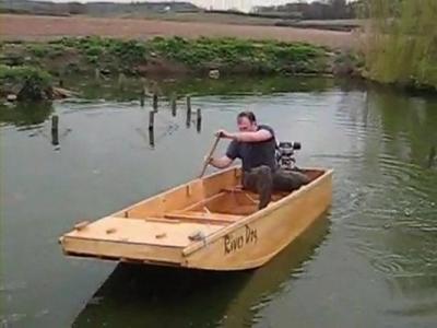 Лодка типа джонбот