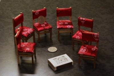 Пример отделки мебели из фанеры