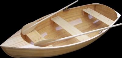 Лодка из водостойкой фанеры