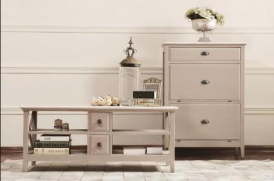 Мебель из белой фанеры