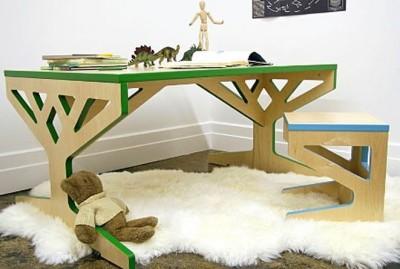 Стол-дерево для детской