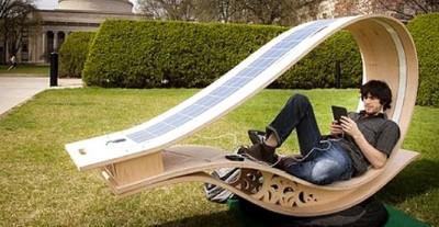 Креативный подход к месту для отдыха