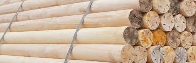 Древесный карандаш производства Тюменского завода