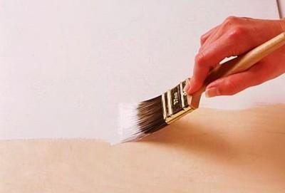 Покраска – дополнительная защита от влаги