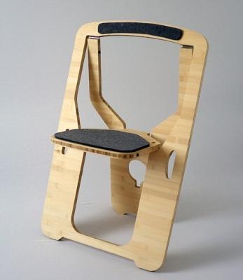 Создание фанерного стула