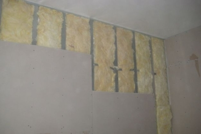 Укладка на стенку