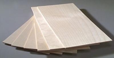 Тонкие листы материала