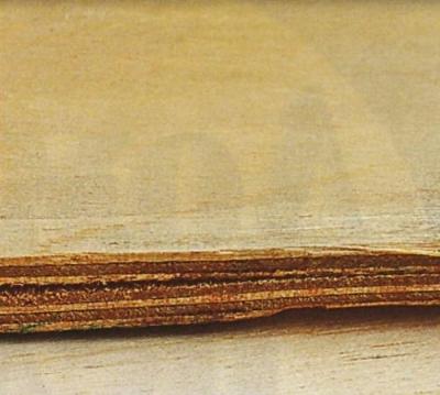 Возможное расслоение листа фанеры