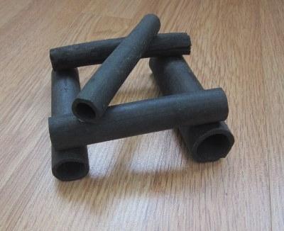 Использование угольных трубок