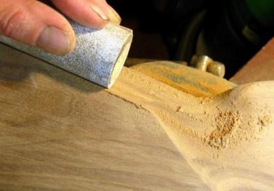 Подготовка поверхности материала к покраске