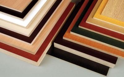 Ламинированная поверхность материала