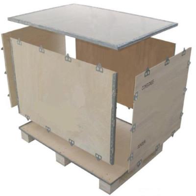 Коробка в разобранном виде