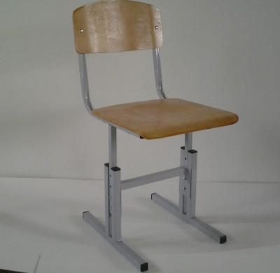 Готовый учебный стул из фанеры