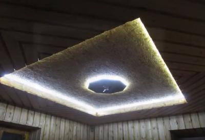 Установка по контуру светодиодной ленты