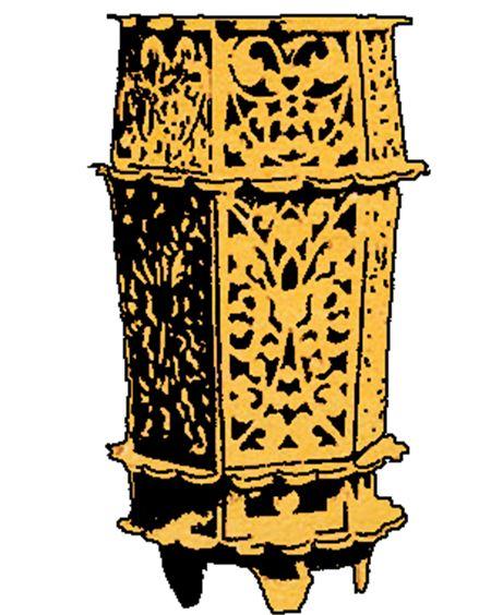 Ажурный светильник-ночник
